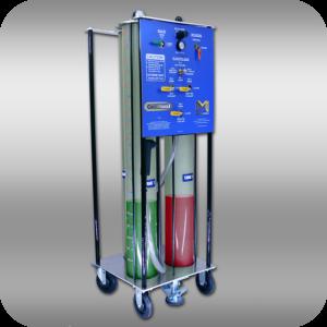 CoolMaxx,3 coolant flush machine, three tank, automotive coolant exchange