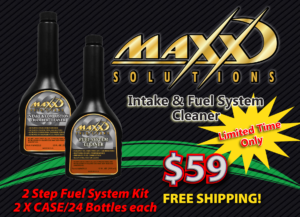 fuel system cleaner combo